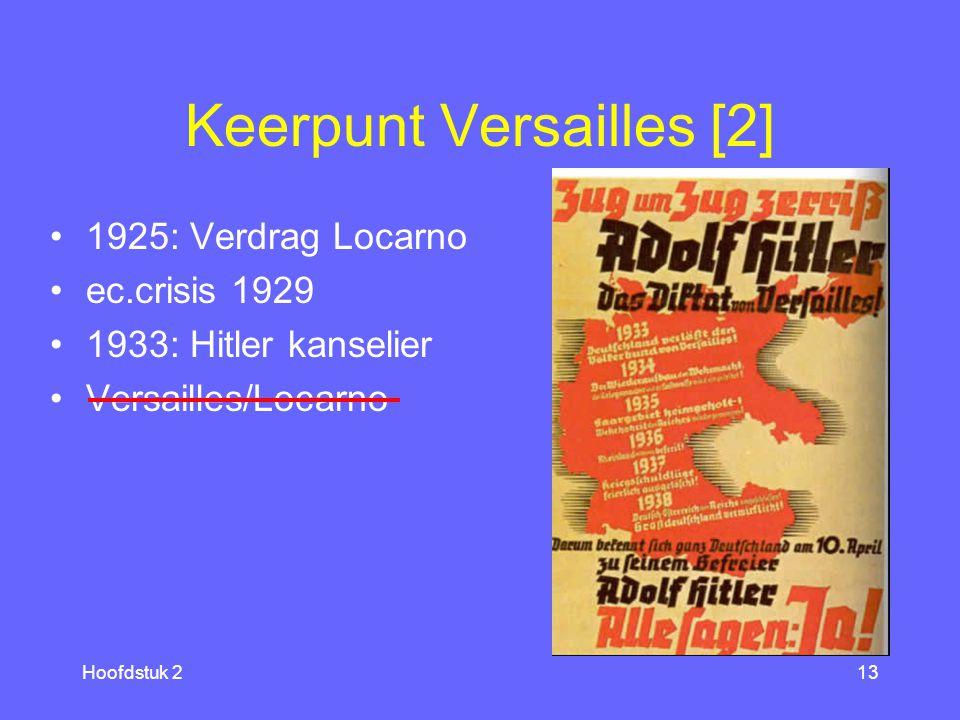 Keerpunt Versailles [2]